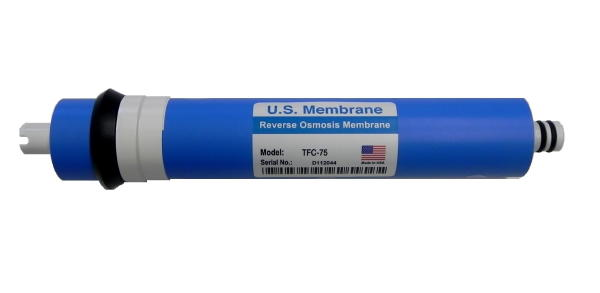 4th stage TFC 75/85 US membrane filter (every 2-3 yrs) M75