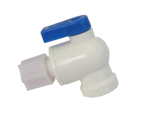 CBV-0404, Tank Ball Valve to 1/4 tubing