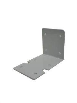 FM90, STEEL BRACKET SINGLE HOUSING MOUNTING BIG BLUE WH SYSTEM