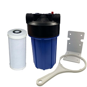 "WH-10, Whole House Water Treatment Carbon Filter System 10"" Big"