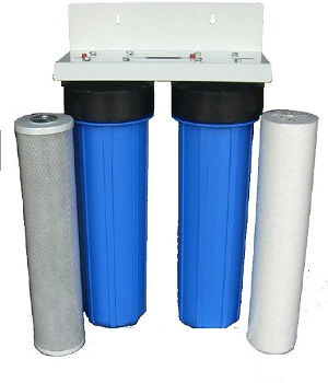 WH-250, Whole House Water Treatment WH-250
